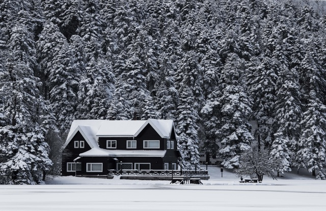 Bolig i vintersne